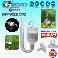 Disc Keramik Diffuser CO2 Aquaspace Untuk Tanaman Akuarium FEFARM