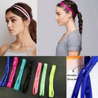 hairband mini/headband/bandana sport olahraga ganda