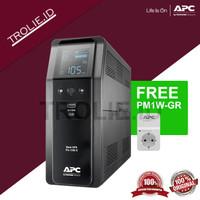 APC BR1200SI Back UPS Pro BR 1200VA, Sinewave, AVR, LCD