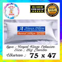 BANTAL TIDUR MERK ALASCA PILLOW BEST SELLER (BAHAN BULUANGSA SINTETIS)