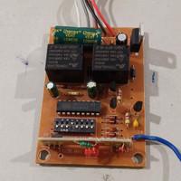 Receiver Autogate 330Mhz