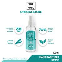 Souji Hand Sanitizer Spray 100 ml