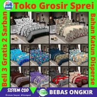 Betcover Bedcover Badcover Set Lady Rose Selimut Lucu Disperse 180x200