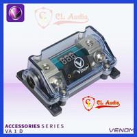 Fuse Box / Sikring Audio Venom Digital VA1D 150 Ampere