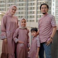 sarimbit keluarga muslim/baju batik