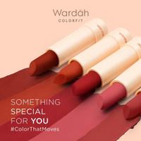 Wardah Colorfit Ultralight Matte Lipstick - New Korea Edition