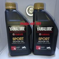 oli yamalube sport 10w 40 1L tersedia video produk