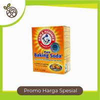 ARM AND HAMMER PURE BAKING SODA 454 GR