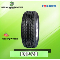 Ban Mobil FORCEUM EXP 70 205 70 R15 - Bukan GT Radial Achiles Dunlop