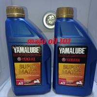 oli yamalube tersedia video produk super matic 10w-40 1liter