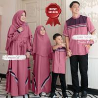 Baju Couple Sarimbit Keluarga Lebaran Terbaru Anisa Dan Anan
