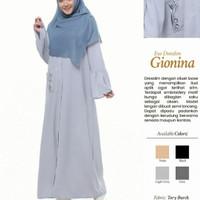 Rabbani Exo Dresslim Gionina Gamis Baju Muslim Wanita Dewasa