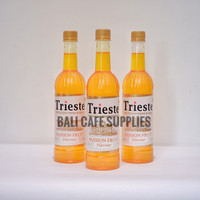 Trieste Passion Fruit Syrup 650ml