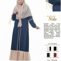 Rabbani Exo Dresslim Nola Gamis Baju Muslim Wanita Dewasa