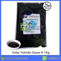 Kobe Yakiniku Sauce H 1Kg   Saus Yakiniku   Bumbu Yakiniku