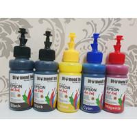 Paket Tinta Art Paper Diamond Ink @5 Botol