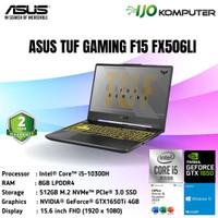 ASUS TUF GAMING F15 FX506LI-I55TB6T i5-10300H 8GB 512GB GTX1650Ti