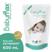 Babymax Baby Max Baby-Safe Eco Pack Laundry Detergent Refill 600 ml