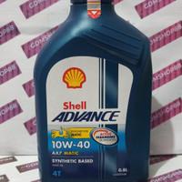 shell advance ax7 matic 0.8L