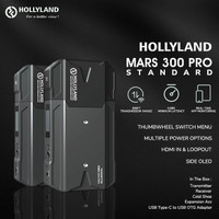 Wireless Transmission Hollyland Mars 300 PRO STANDARD HDMI