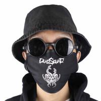 Masker mulut Deadsquad - Snakegoat