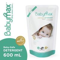 Babymax Baby Max Detergent Refill 600ml 600 ml - Deterjen Pencuci Baju
