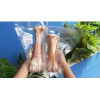 Tulang Sumsum (M) Gigit Gigitan Anjing Dog Snack Treat /Raw Food