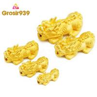 bahan cincin pixiu lapis emas 24k hongkong xuping