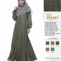 Rabbani Dresslim Hyuri Gamis Baju Muslim Wanita Dewasa