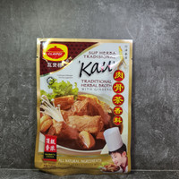 Kau Claypot Klang Bak Kut Teh With Ginseng / Bakut Teh Kau 40g