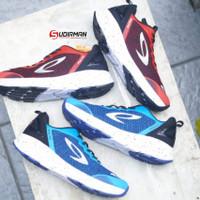 sepatu running 910 nineten fuuto accel original