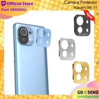 Cover Kamera Belakang Xiaomi Mi 11 Agard Aluminium Not Tempered Glass
