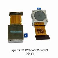 Kamera Belakang Back Camera Sony Xperia Z2 D6502 D6503 D6543 Orginal