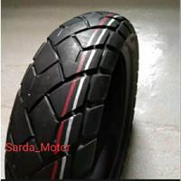 Ban tubles depan vespa metic LX merk MAXSIS ring 110/70-11.