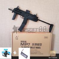 Bingfeng Bing Feng BF MP7 V4 Drum Mag Version Water Gel Blaster WGB