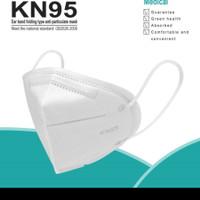 WST Masker kn95 5 PLY face mask KN95 makser medis