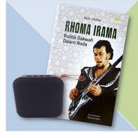 Buku Rhoma Irama Bergoyang - Buku plus Speaker Bluetooth T5