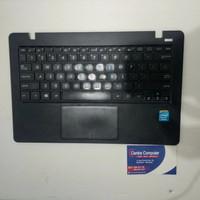 casing case bawah tengah laptop asus X200 MA