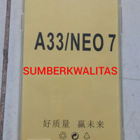 ANTI CRACK/ ANTI SHOCK /SOFTCASE BENING OPPO A3S - NEO5 - NEO7
