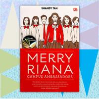 Buku Merry Riana: Campus Ambassadors – Murah dan Ori