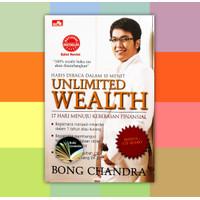 Buku Unlimited Wealth: 17 Hari Menuju Kebebasan Finansial - Ori