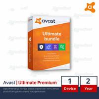 Avast Ultimate 2021 1 PC 2 Tahun - Premium Internet Security