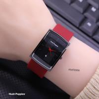 Jam tangan wanita hush puppies rubber terbaru