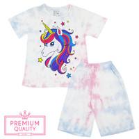 2-13 Tahun / Piyama Anak / Baju Tidur Anak Perempuan / SGBD03 - LOL, 6