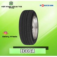 Ban Mobil FORCEUM ECOSA 165 80 R13 - Bukan GT Radial Achiles Dunlop