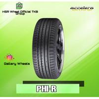 Ban Mobil ACCELERA PHI-R 195 55 R15 - Bukan GT Radial Achiles Dunlop