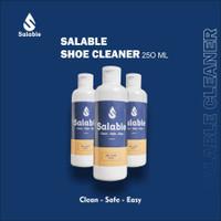 cleaner 250ml pembersih sepatu salable