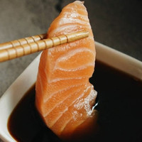 Salmon Sashimi Fresh Sashimi Grade
