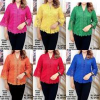Baju Atasan Wanita Import Brukat - 8096
