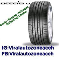Ban Mobil Tubles Accelera PHI-R Ukuran 185 35 Ring 17 Harga Termurah
